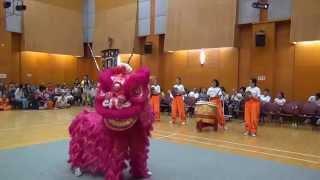 第七屆東區龍獅邀請賽 7th Eastern 20150517 女子獅藝地青組 季軍 2nd run