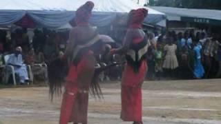 Yoruba Traditional Dancers