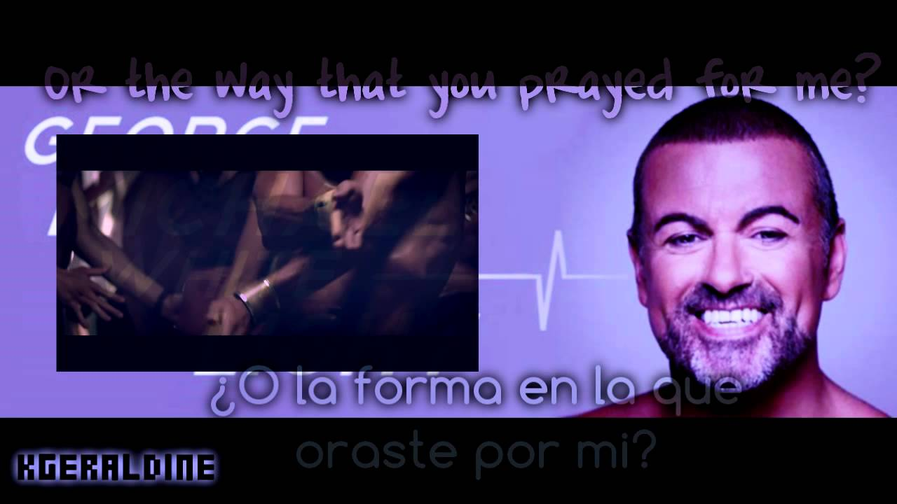 George Michael - White light (Sub. Español - English lyrics)
