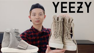 kanye wests yeezy   try on review