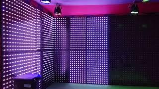 Pixel Led Stage Music Visualization