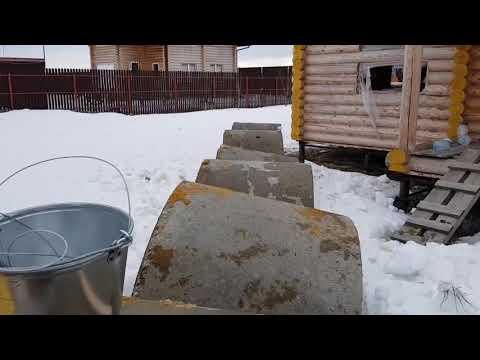 Копка колодца под ключ на 10 колец за 1,5 дня,три кольца воды в колодце,колодец в московской области