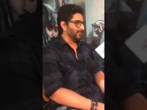 Arshad Warsi tells us his experience about lending his voice for Pirates of the Caribbean