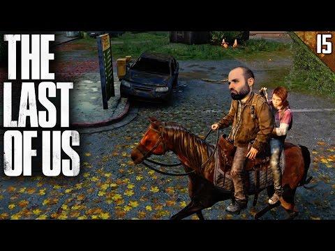 THE LAST OF US #15 | CABALGANDO HACIA EL DESTINO | Gameplay Español