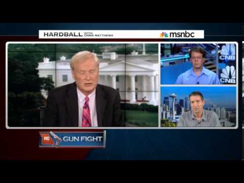 MSNBC Hardball Segment on MO Nullification Bill