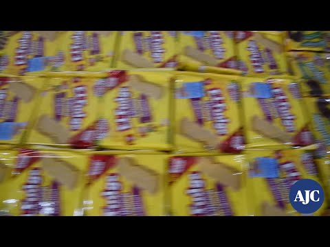 VIDEO: No Bare Soles shoe and school supply giveaway