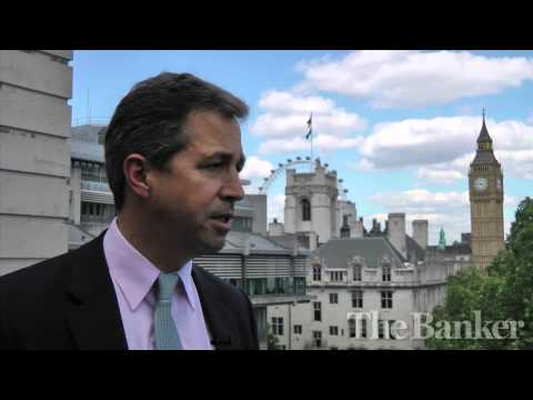 Interview with Spencer Lake, global head of capital financing for HSBC - IIF Spring Membership Meeti