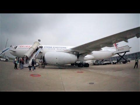 インド旅行記・India TravelニューデリーNew Delhiのインディラ・ガンディー国際空港から上海浦東国際空港~成田空港へ移動帰国