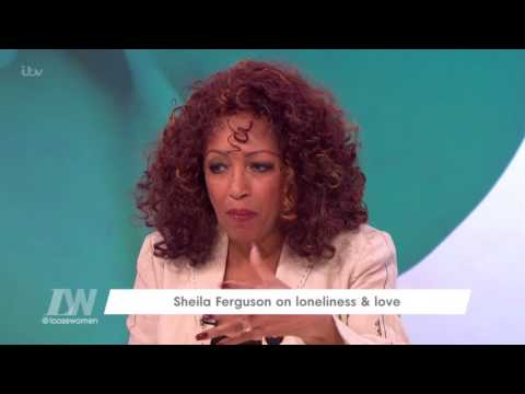 Shelia Ferguson Thinks She's Too Old to Find Love | Loose Women