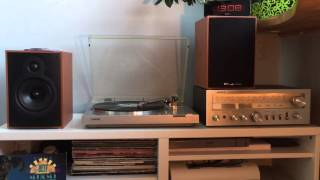 Скачать Sony STR 11L Stereo Receiver And PS LX2 Turntable With Whafedale Crystal 10 Speakers