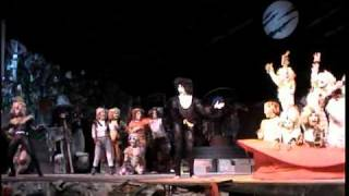 RUM TUM TUGGER and MR MISTOFFELEES - CATS Brightwoods School (BWS)