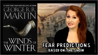 Let's talk about my fears for The Winds of Winter based off of what...
