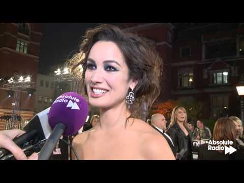 Bérénice Marlohe  at Skyfall James Bond world premiere in London 23rd October 2012