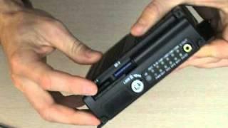 Многоканальный автомобильный видеорегистратор VP-712SD(Стационарный автомобильный видеорегистратор VP-712SD С возможностью подключения до 4х видеокамер, GPS, WiFi, 3G..., 2010-12-26T00:41:56.000Z)