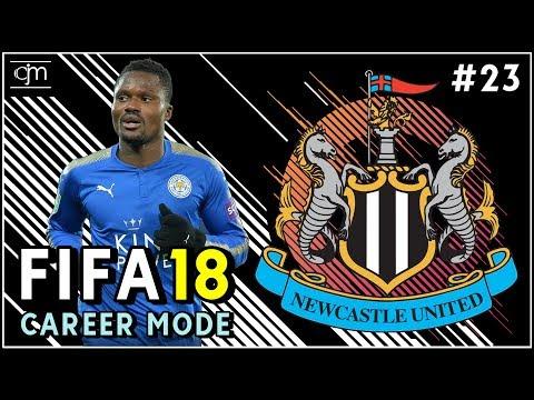 FIFA 18 Newcastle Career Mode: Membajak Salah Satu Pemain Tengah Berbakat Leicester City #23