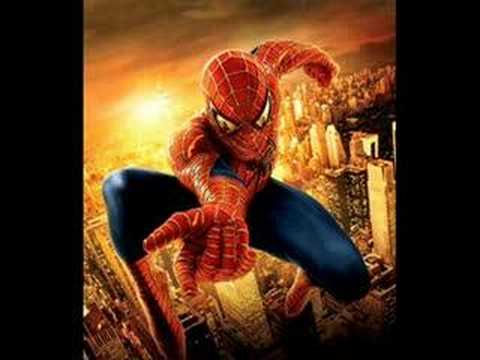 Aerosmith Spider Man theme
