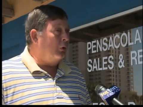 Pensacola Beach tourism after the spill