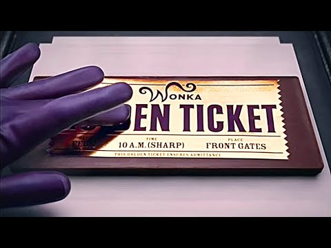 Charlie and the Chocolate Factory Opening (1080p)