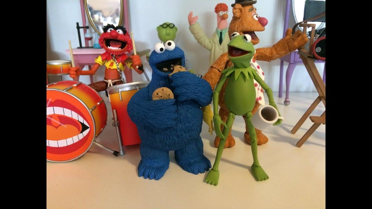 MEDICOM TOY Muppets SESAME STREET ELMO Ultra Detail Figure NEW