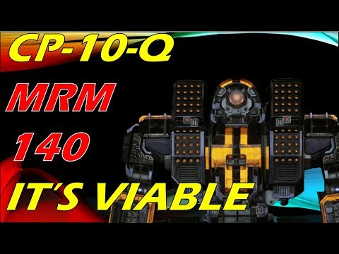 CYCLOPS CP-10-Q & 140 MRM - IT'S VIABLE