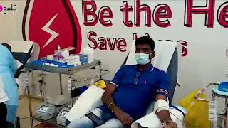 Dubai:\'Blood Donation Drive\' by FOI Events