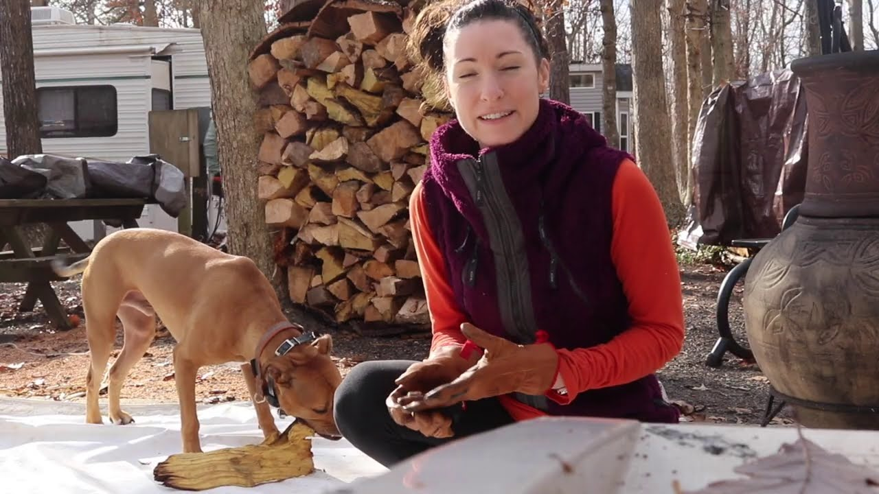 Winter in a 192 sq ft TINY HOUSE : Cubic Mini Wood Stove for Heat and Cooking : Insulation : LNAB