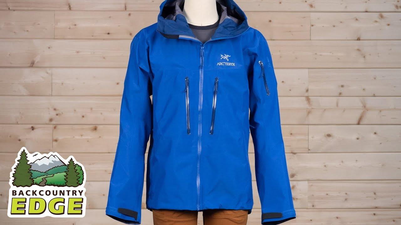 wholesale dealer 23a40 24418 Arc'teryx Men's Alpha SV Jacket