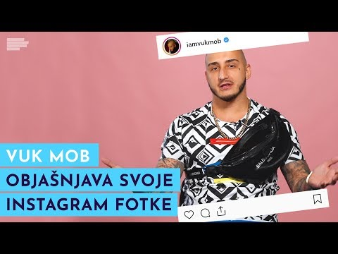 Vuk Mob : Obožavam da provociram ljude na Instagramu   MONDO inŠTAgram   S01E15