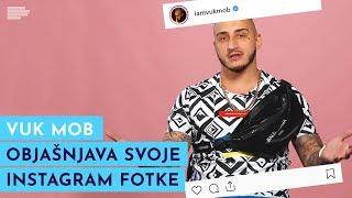 Vuk Mob : Obožavam da provociram ljude na Instagramu | MONDO inŠTAgram | S01E15