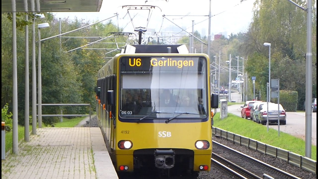 Stuttgart U6