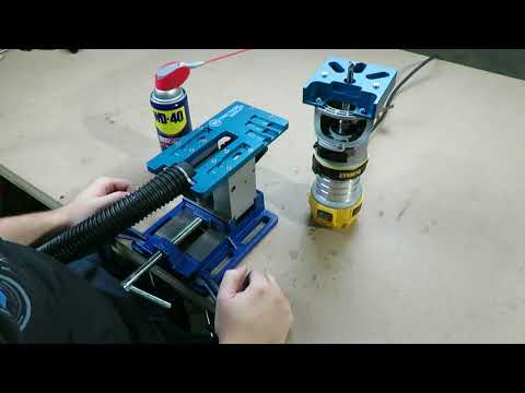 5D Tactical Router Jig PRO Instructions