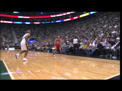 [11.2.13] Francisco Garcia - Spot Up Three Pointer vs Jazz