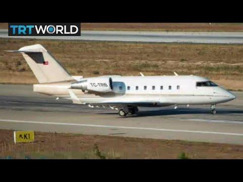 Turkish Plane Crash: Private passenger jet crashes in west Iran