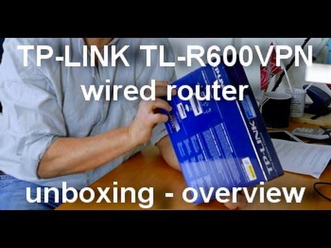 tp-link-r600vpn-router-unboxing
