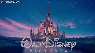 Walt Disney Pictures Intro Logo Collection (All Variations)