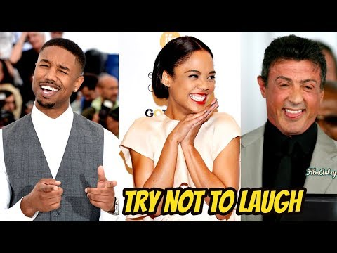 Creed 2 Bloopers and Funny Moments(Part-1) - Michaeal B. Jordan Funny