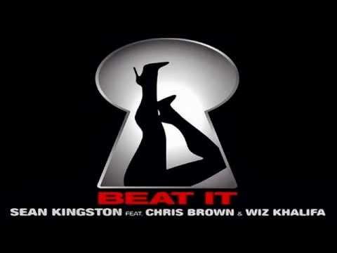 Sean Kingston - Beat It Feat. Wiz Khalifa & Chris Brown Lyrics