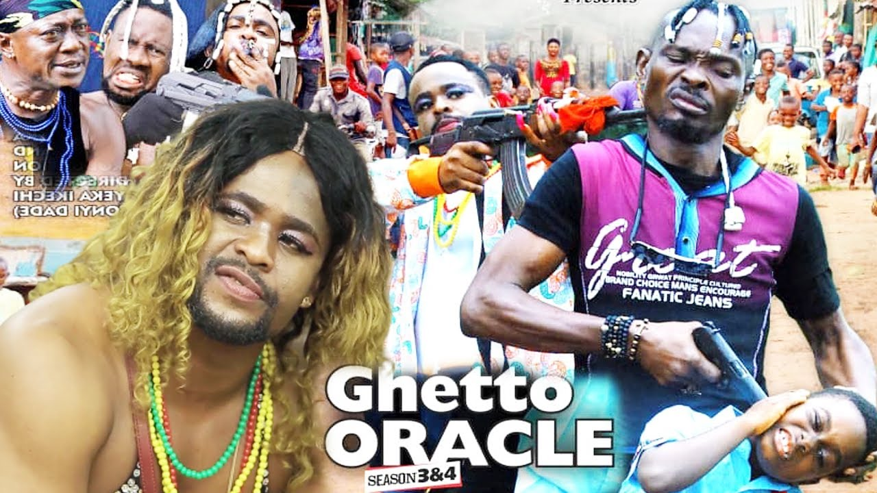 Download GHETTO ORACLE SEASON  4 (NEW HIT MOVIE) - ZUBBY MICHEAL|2020 LATEST NIGERIAN NOLLYWOOD MOVIE