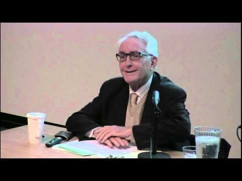 Georges Corm Lecture,  Arab Contemporary Political Thought: