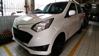 Daihatsu Sigra 1.0 M M/T In Depth Review Indonesia