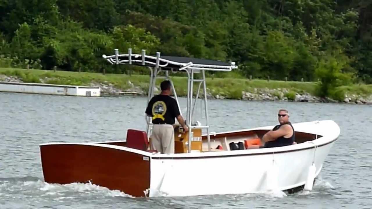 Glen-L Gathering of Boatbuilders - YouTube