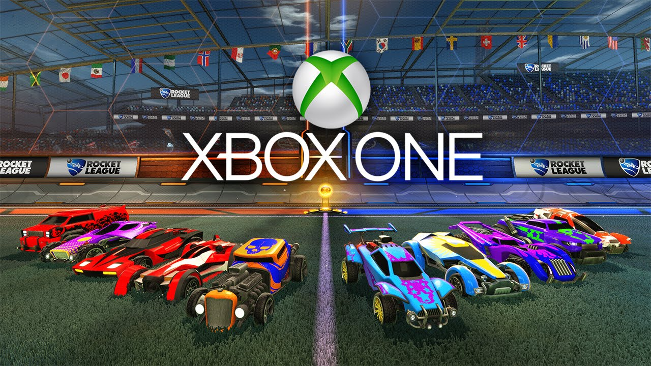 Xbox  Rocket Car Games