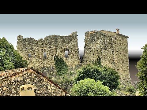 Gréolières, Alpes-Maritimes (Maritime Alps), French Riviera - France [HD] (videoturysta)