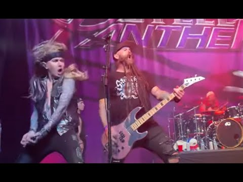 """STEEL PANTHER cover Priest's """"You've Got Another Thing Comin'"""" w/ Chris Kael of 5FDP"""