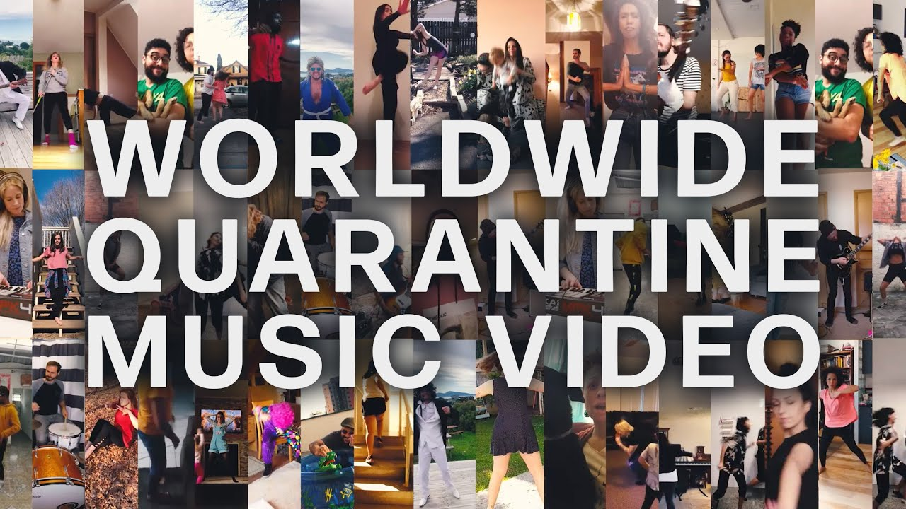 No Longer Music Hold Steady Quarantine Video Stayhome Youtube