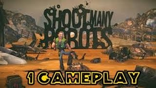 Shoot Many Robots-PC Gameplay [HD]