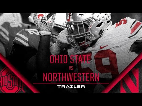 Ohio State Football: Northwestern Trailer
