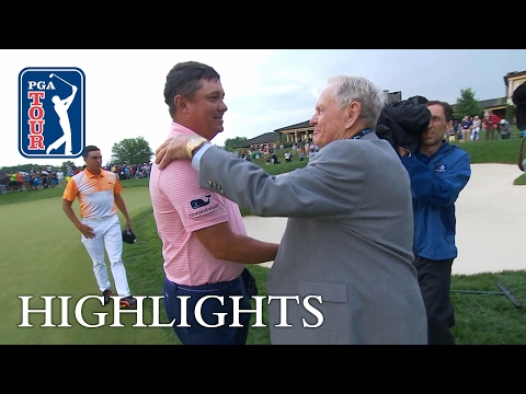 Jason Dufner extended highlights | Round 4 | the Memorial