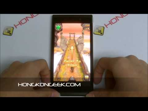 - UNBOXING AND TEST - CHINESE SMARTPHONE FOXCONN INFOCUS M310 ANDROID 4.2