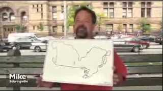 Can You Draw A Map Of Canada???